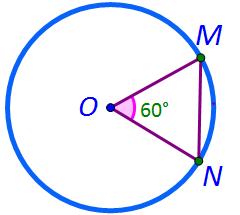 cercul raze in cerc