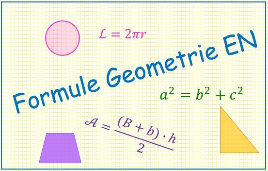 formule_geometrie_examen