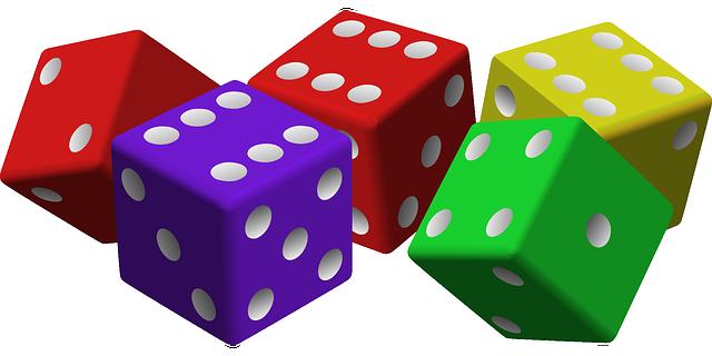 Probabilități Probabilitatea unui eveniment aruncare zaruri